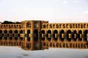 Most Khaju. Esfahan. �r�n.