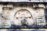 Chichen Itza. Mexiko.