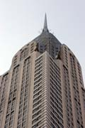 Chrysler Building, Manhattan, New York. Spojen� st�ty americk�.