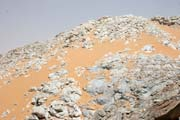 Mramorové hory, oblast Sahary mezi pohoří Air a Arrakau. Niger.
